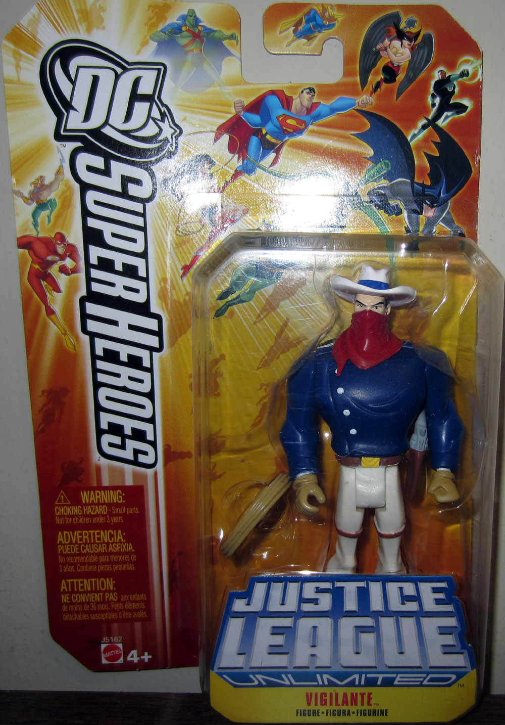 Vigilante (DC SuperHeroes, Justice League Unlimited)