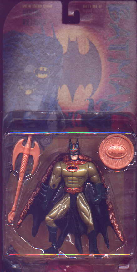 Viking Batman (Warner Brothers Exclusive)