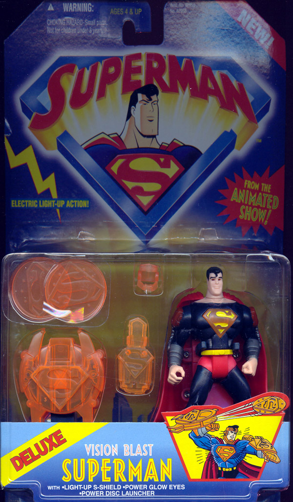 Vision Blast Superman (Deluxe)
