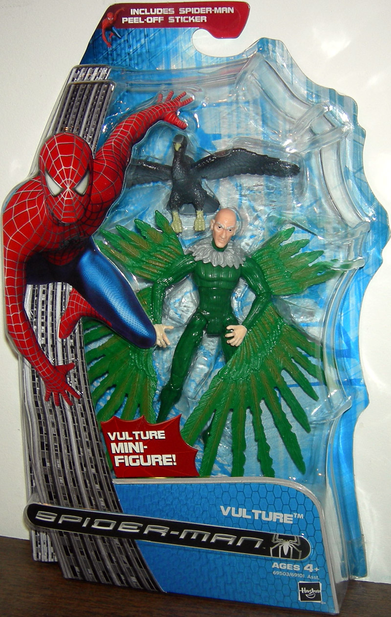 Vulture with Vulture Mini-Figure (As seen in the Spider-Man 3 video game)