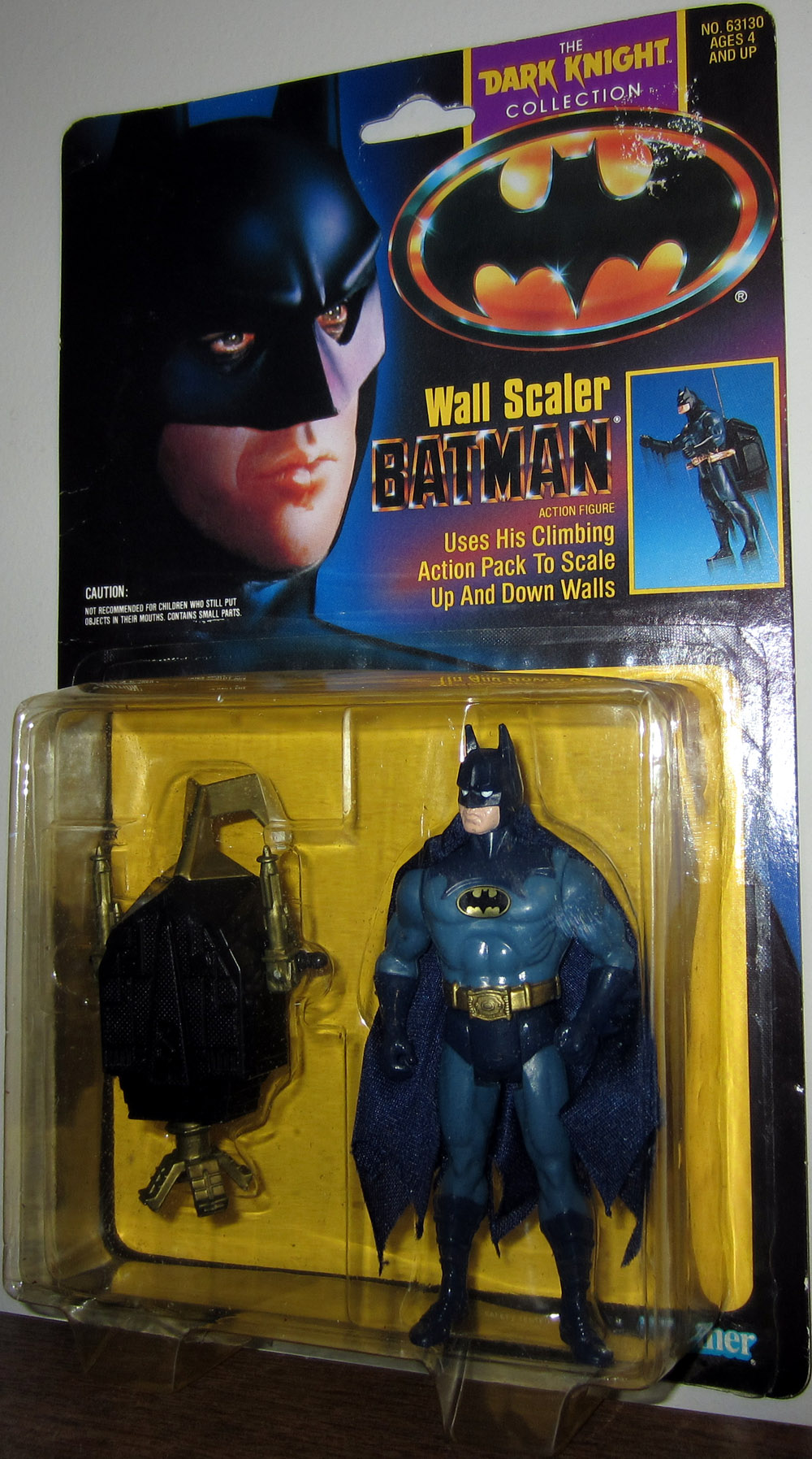 Wall Scaler Batman (The Dark Knight Collection Movie)