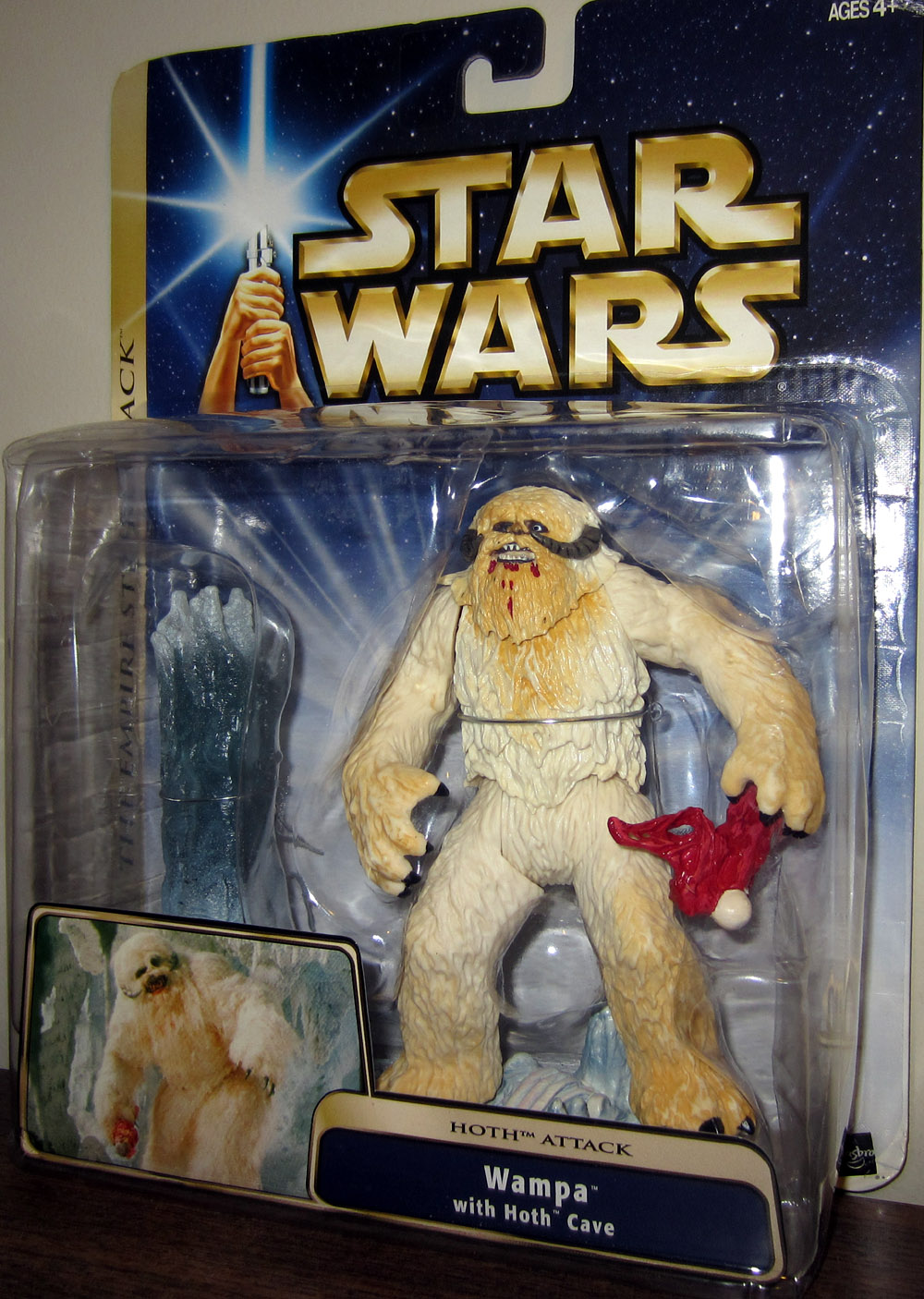 Wampa (with Hoth Cave)