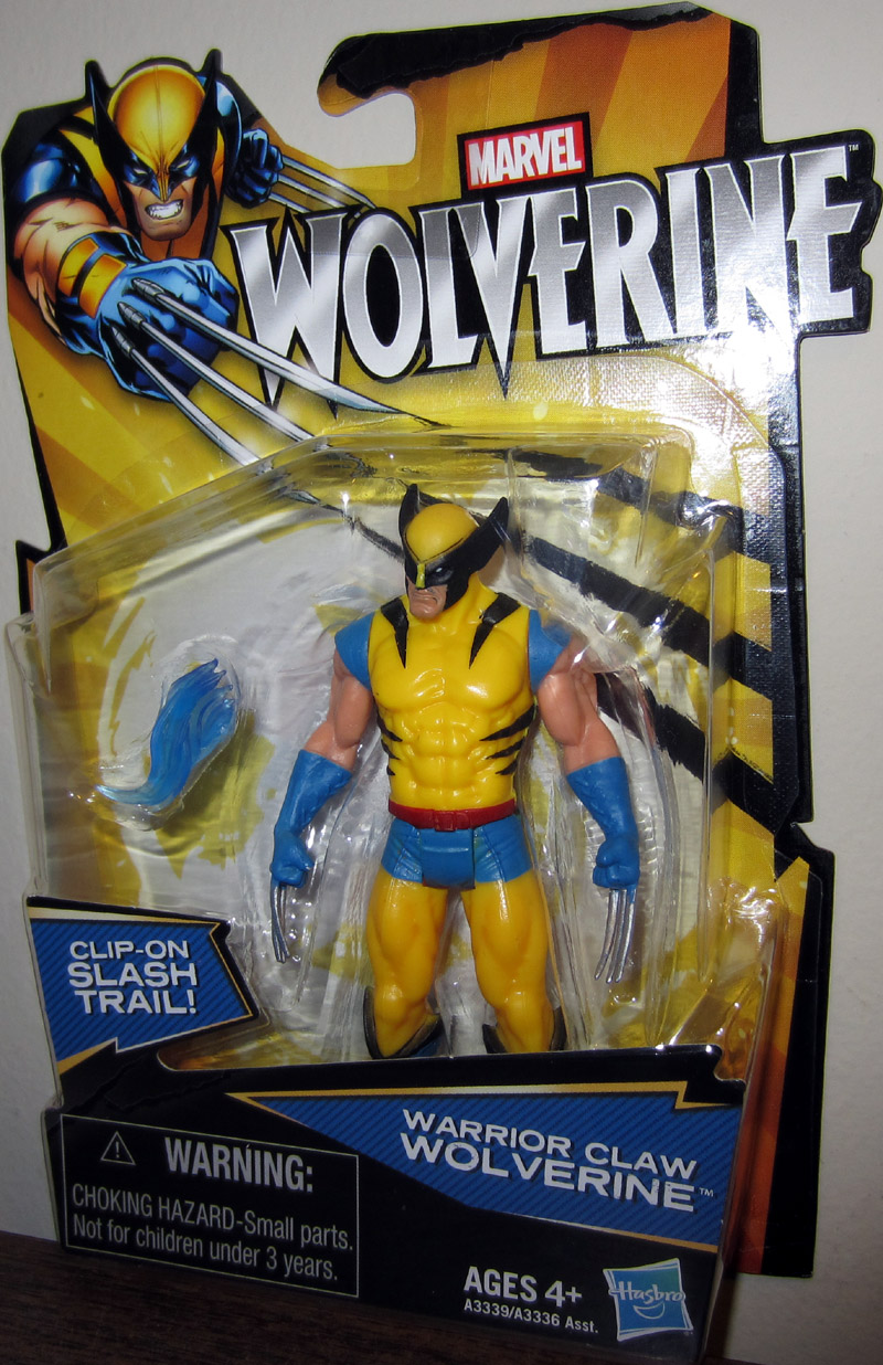 Warrior Claw Wolverine