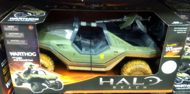 Warthog (Reach, Toys R Us Exclusive)