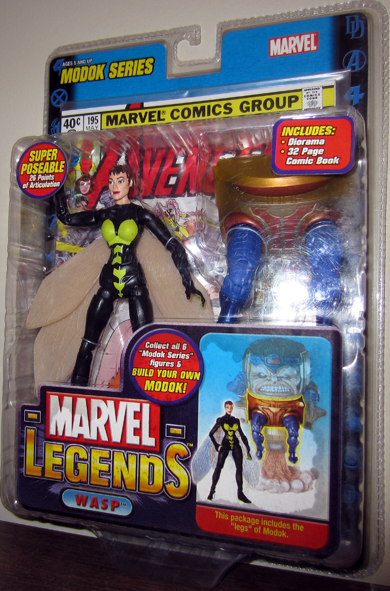 Wasp (Marvel Legends)