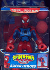 Web Ball Spider-Man