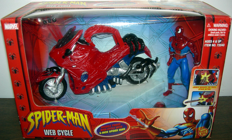 Spider-Man Web Cycle (Classic)