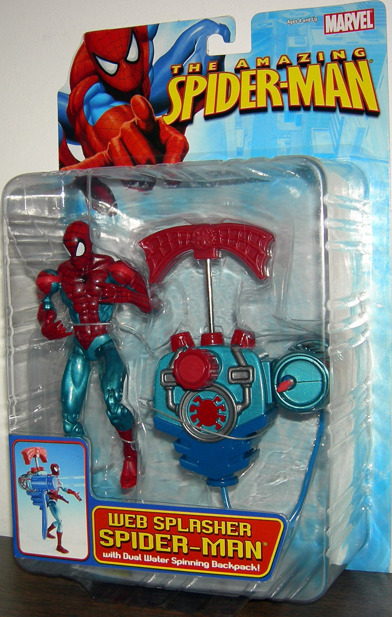 Web Splasher Spider-Man (The Amazing Spider-Man)