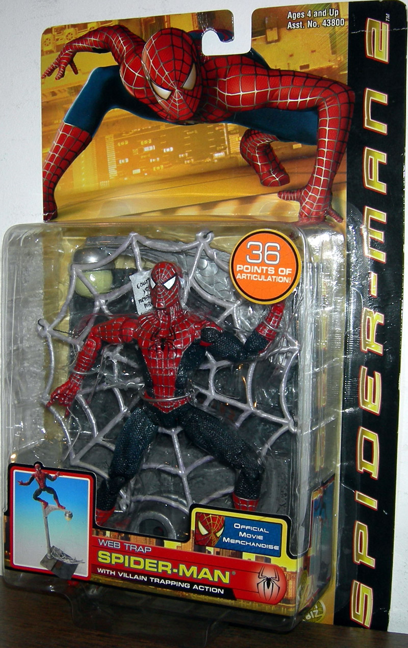 Web Trap Spider-Man 2