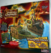 Whirlpool Melee Playset (The Black Pearl vs. The Flying Dutchman)