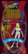 White Queen (Generation X, flesh thighs variant)