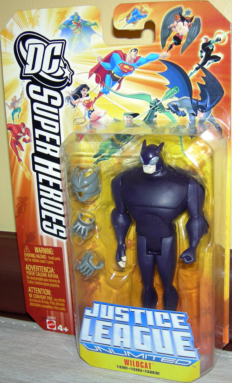 Wildcat (Justice League Unlimited)