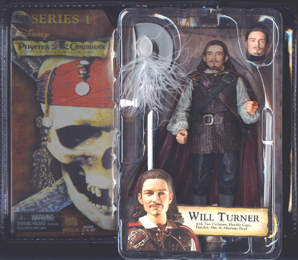 Will Turner (The Curse of the Black Pearl, Series 1)