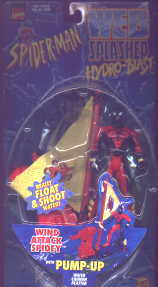 Wind Attack Spidey (Web Splasher Hydro-Blast)