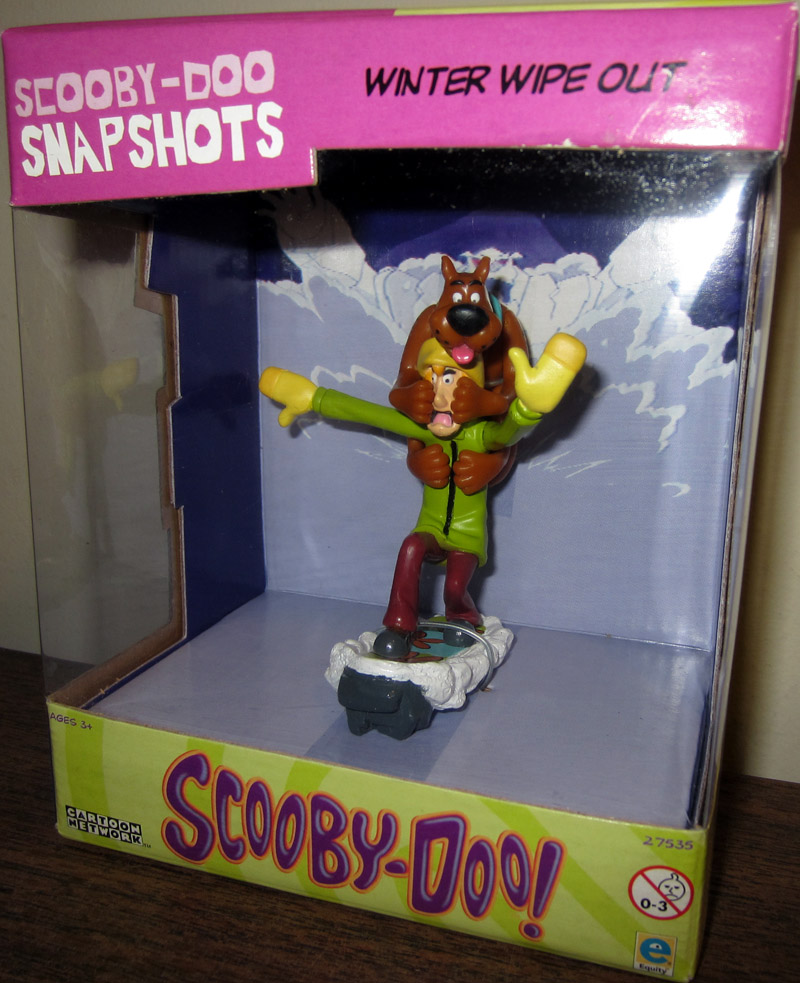 Winter Wipe Out Snapshots 2-Pack