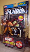 Wolverine (Marvel Legends, Series VI)