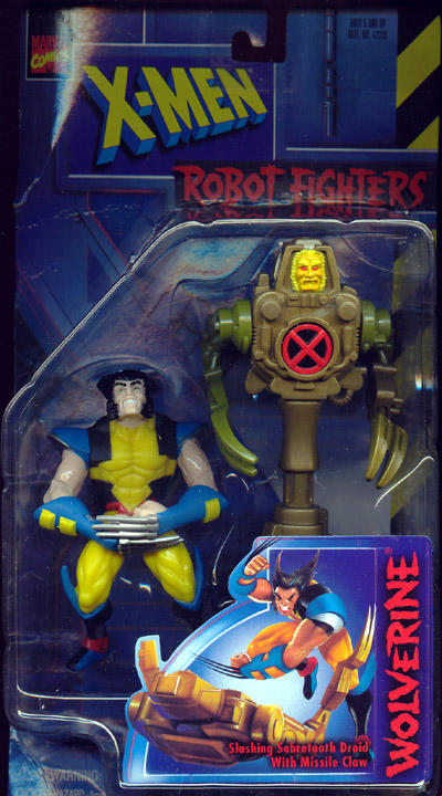 Wolverine (Robot Fighters)