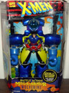 Battle Action Mega-Armor Wolverine