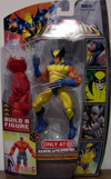 Wolverine (Marvel Legends, Red Hulk series)