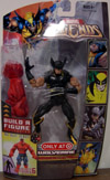 Wolverine (Marvel Legends, Red Hulk series, variant)
