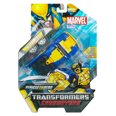 Wolverine (Transformers Crossovers)