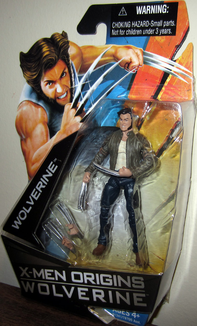Wolverine (X-Men Origins, with Jacket)