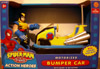 Wolverine Motorized Bumper Car (Spider-Man & Friends)