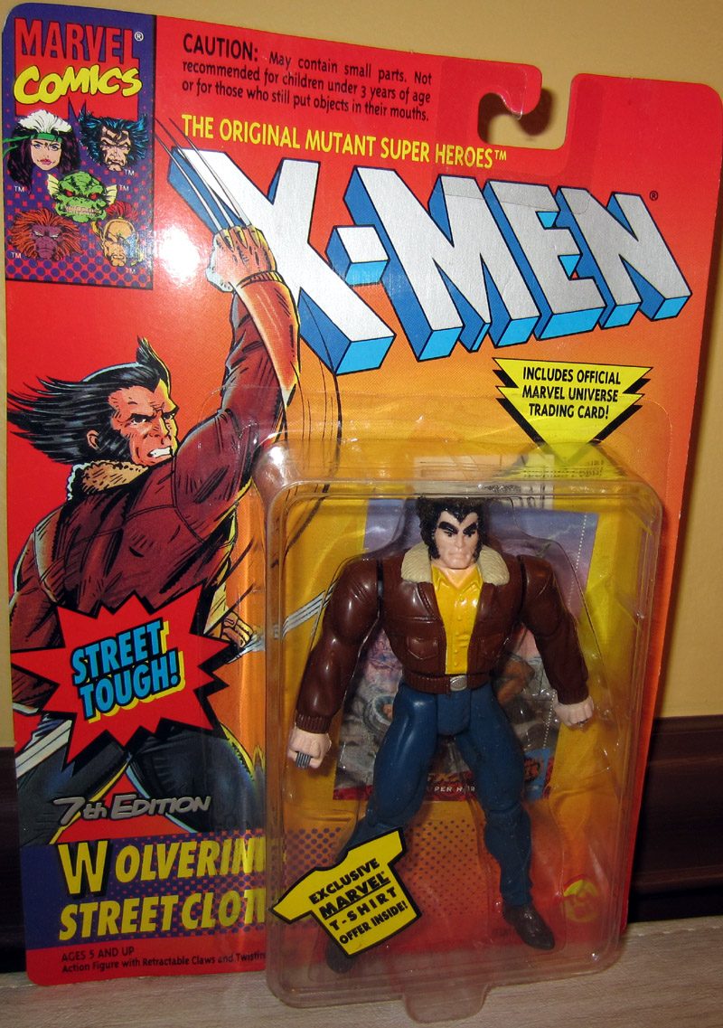Wolverine Street Clothes (7th Edition)