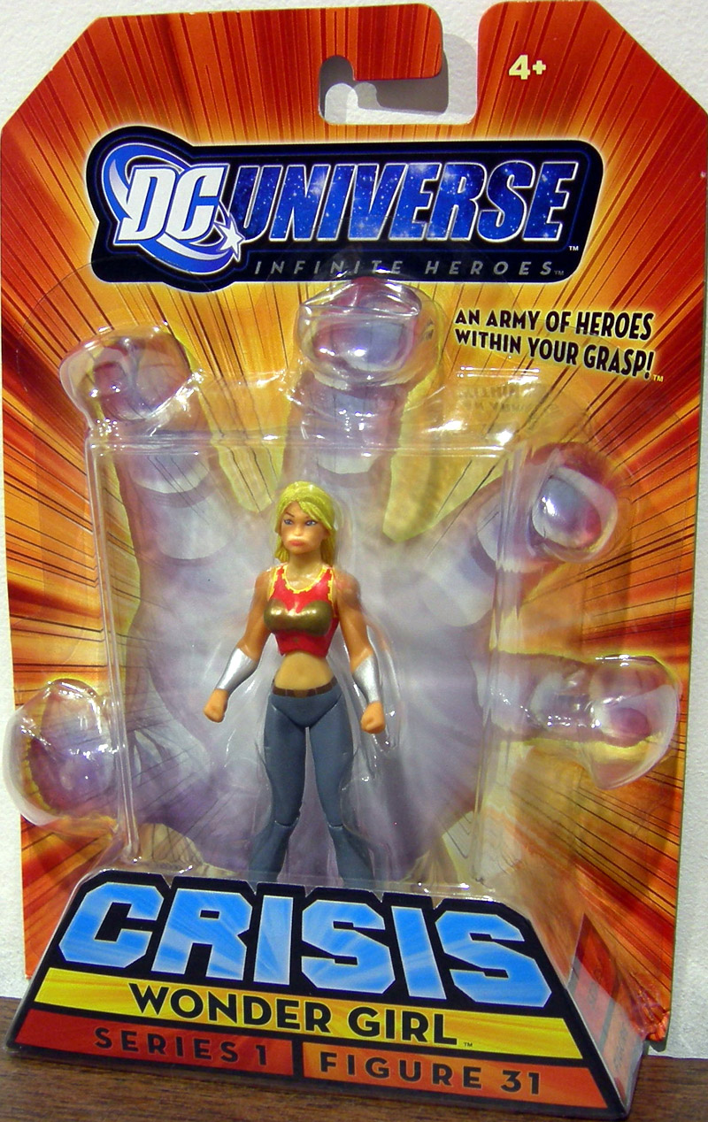 Wonder Girl (Infinite Heroes, figure 31)