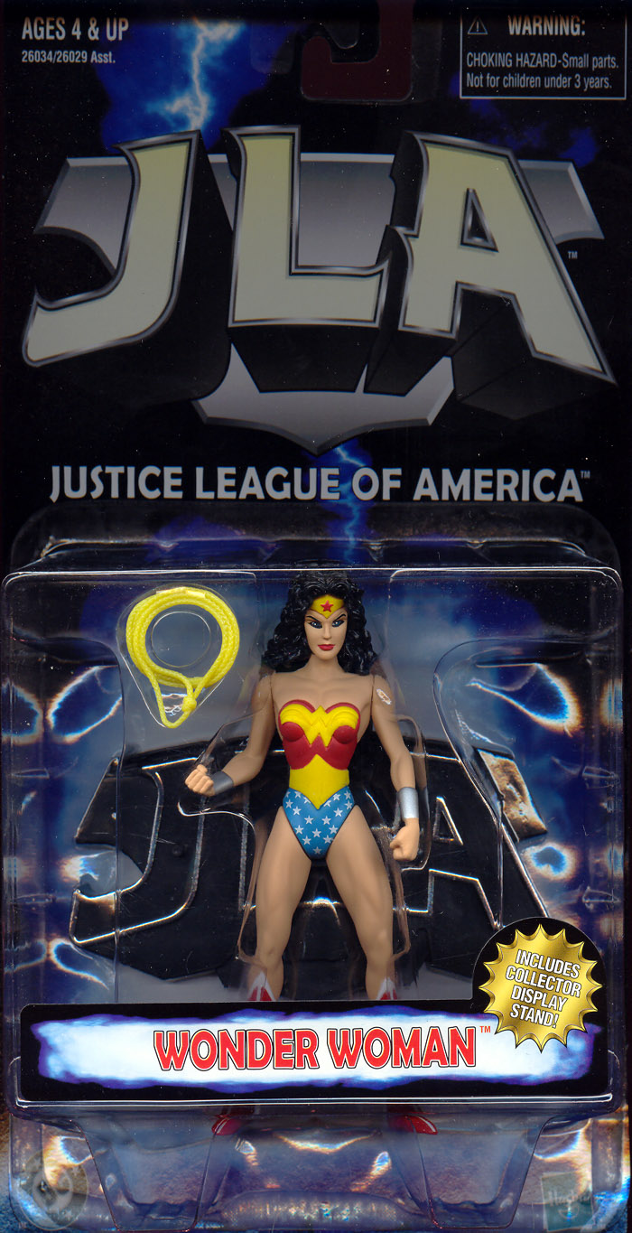 Wonder Woman (Justice League of America, series IV)