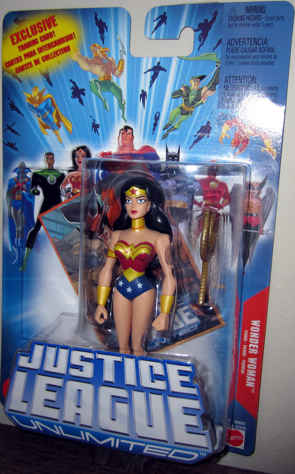 Wonder Woman (Justice League Unlimited)