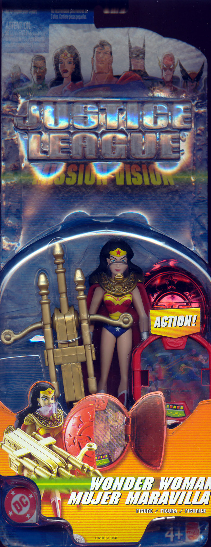 Wonder Woman (Mission Vision)