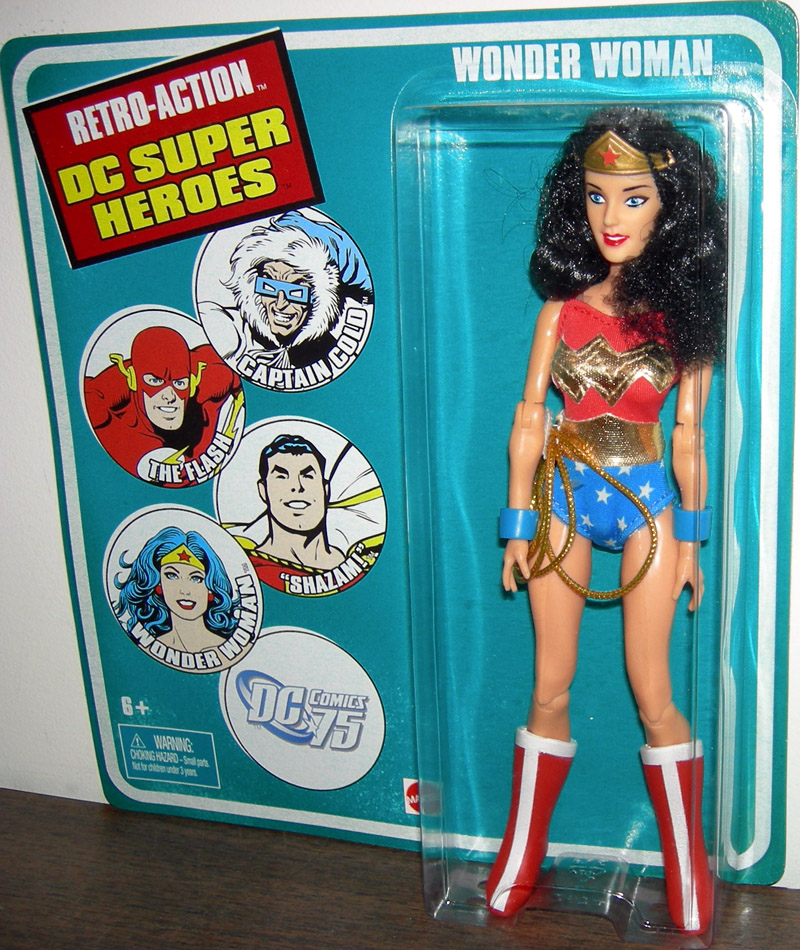Wonder Woman (Retro-Action DC Super Heroes)