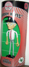 Woody Hayes Bendable Figure