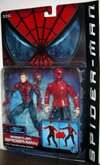 Wrestler Spider-Man with Transforming Action (movie)