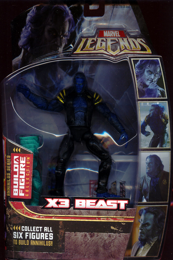 X3 Beast (Marvel Legends)