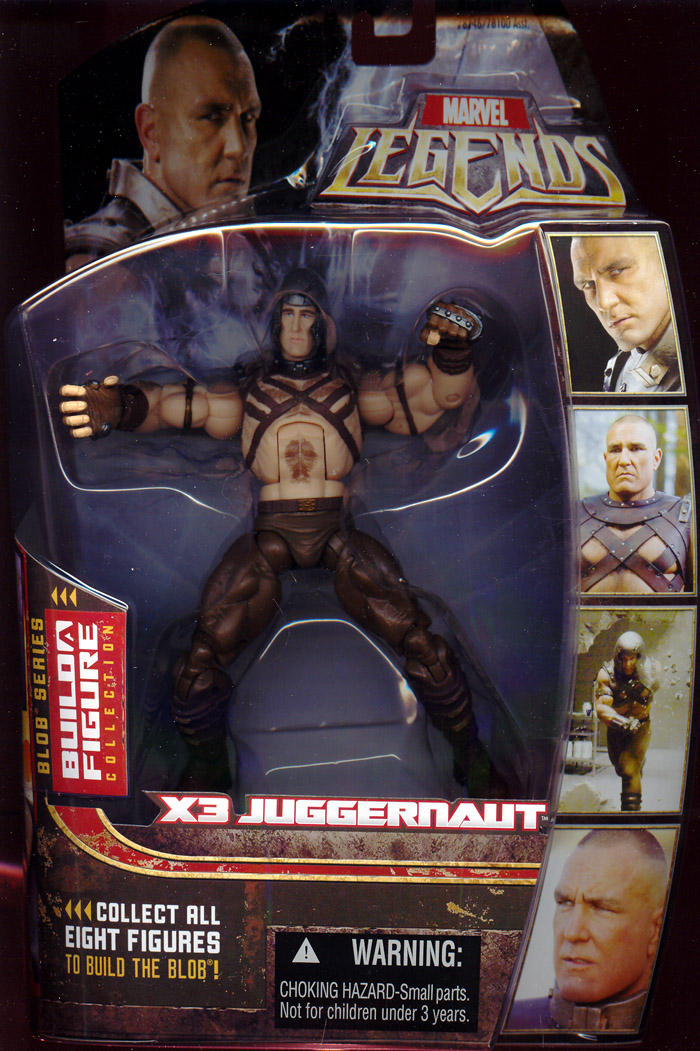 X3 Juggernaut (Marvel Legends)