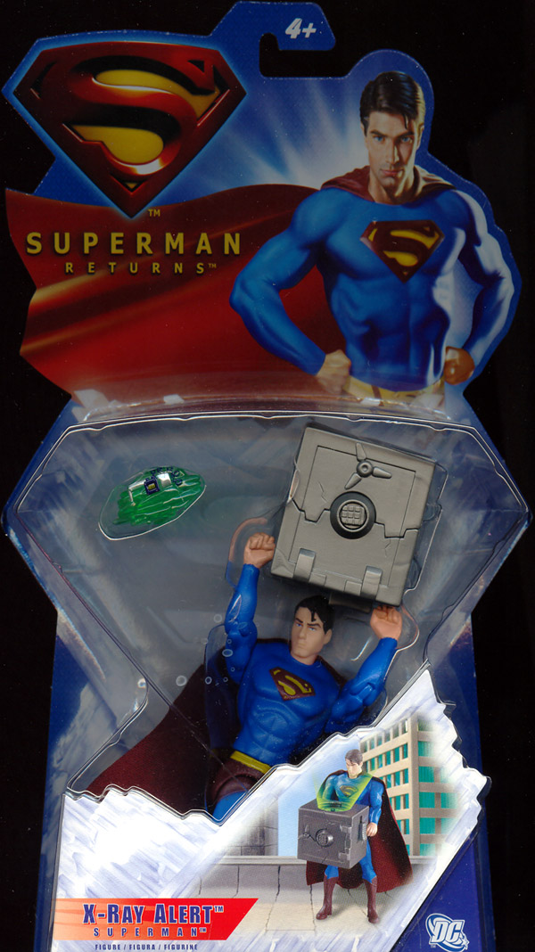 X-Ray Alert Superman