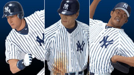 New York Yankees 3-Pack
