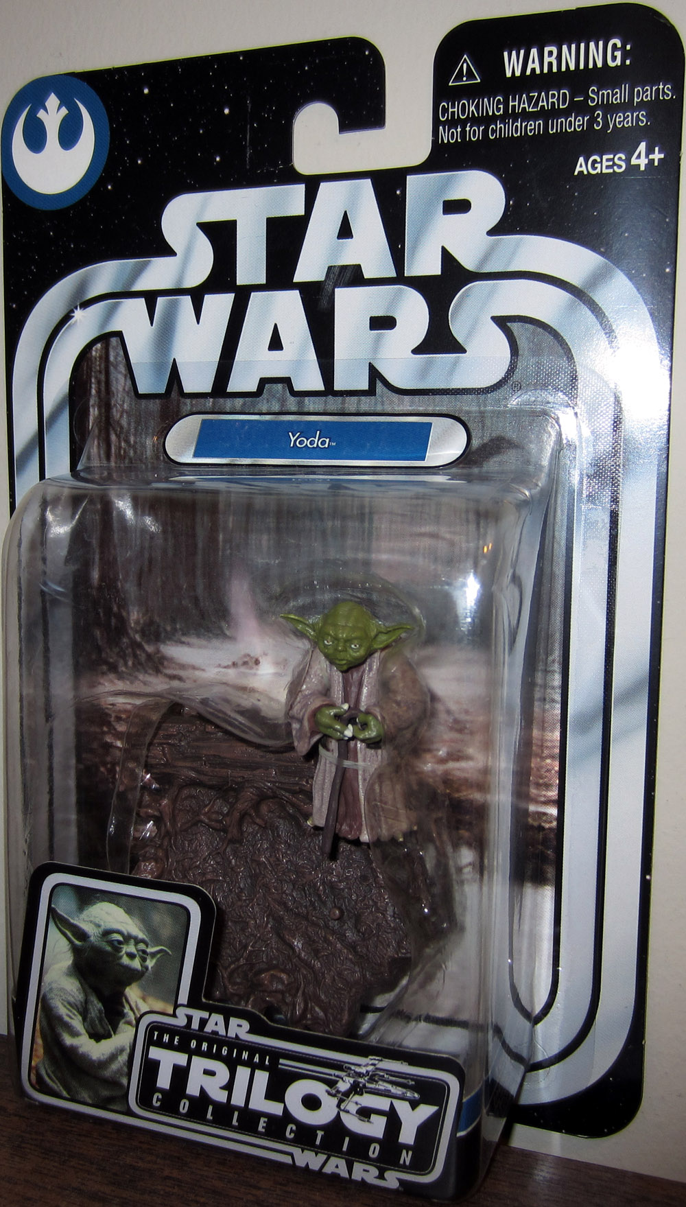 Yoda (Original Trilogy Collection, #02)