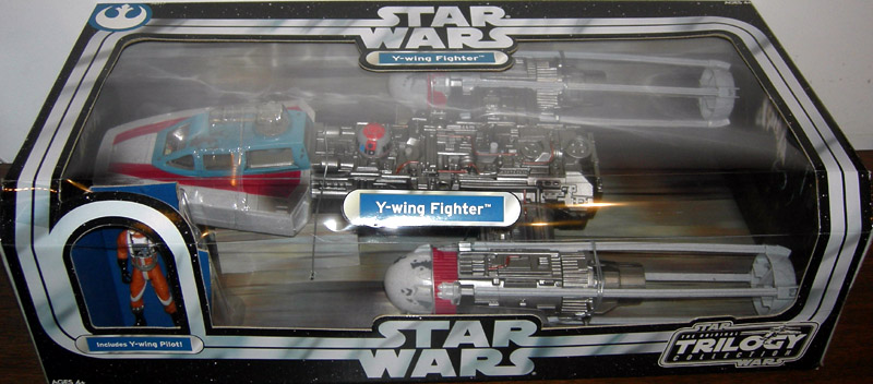 Y-wing Fighter (Original Trilogy Collection)