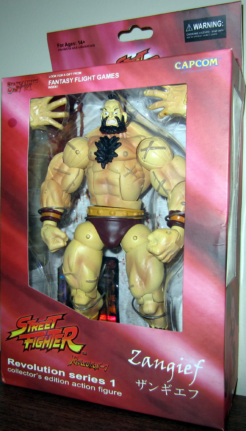 Zangief (Revolution Series 1)