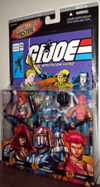 Zartan, Cobra Commander & Zarana 3-Pack
