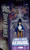 Zatanna (DC SuperHeroes Justice League Unlimited)