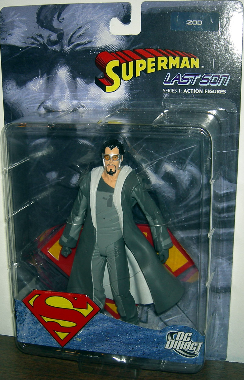 Superman: Last Son: Zod (DC Direct)