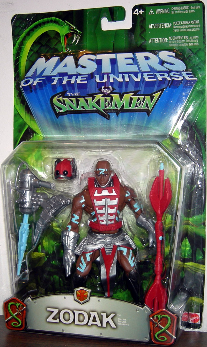 Zodak (Masters of the Universe vs. The Snakemen)