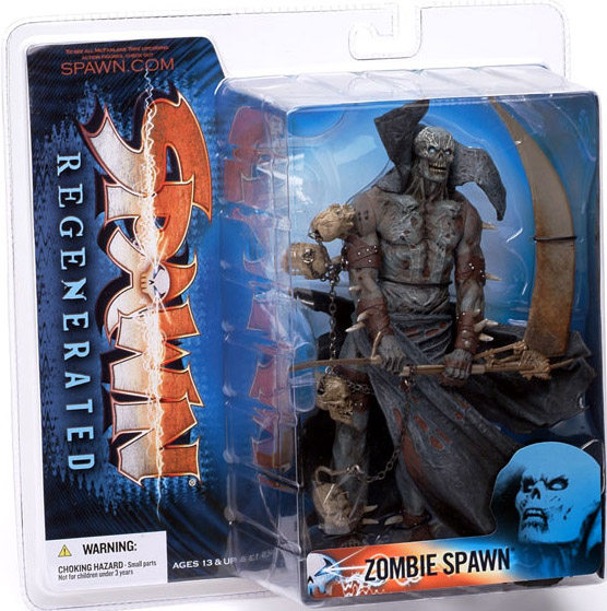 Zombie Spawn 2 (Regenerated, variant)